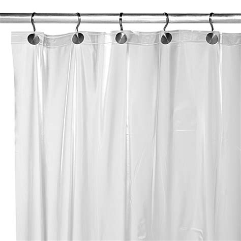 heavy shower curtain heavy weight frost shower curtain liner bed bath beyond