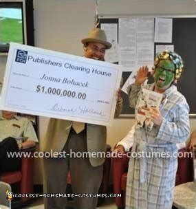Publishers Clearing House Costume - coolest homemade publishers clearing house costumes