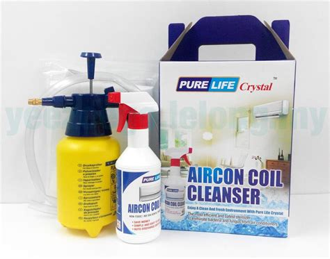 Ac Cleaner diy air conditioner cleaner malaysia diy projects