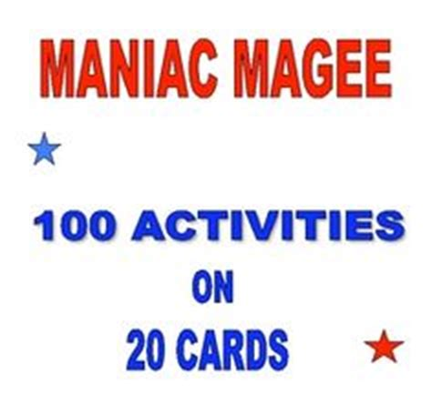 Brians Song Book Report by 1000 Images About Novel Study Maniac Magee On Maniac Magee Reading