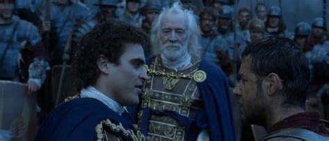 film gladiator which was released in 2000 photo of russell crowe as quot maximus quot appearing beside