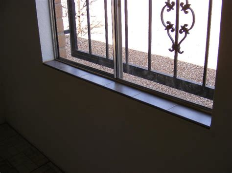 Tile Window Sill Replacement Pecos Sww Bedroom Remodel