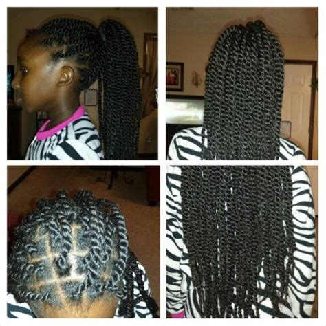 savannah twist hairstyle hair twists and marley hair on pinterest