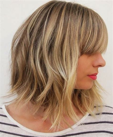 Layered Hairstyles For Medium Hair At Home by 25 Medium Haircuts