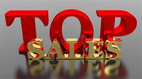 top sales stock illustration illustration of sell save