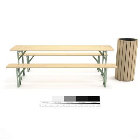 3d bench model 3d bench model