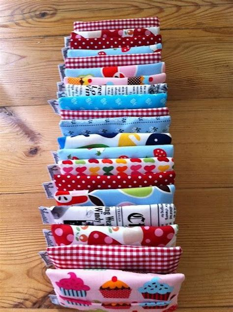 fabric crafts quick tissue holders way to use up my fabric scraps in a