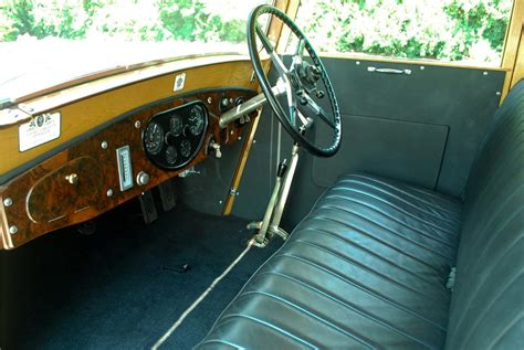 car upholstery shooer 1930 rolls royce phantom ii shooting brake 138307