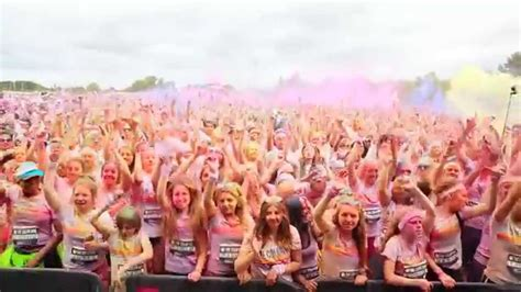color run birmingham win tickets to take part in color run birmingham