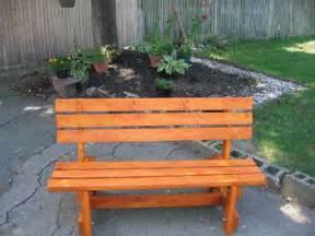 Simple Garden Bench Plans Plans For Simple Garden Bench Furnitureplans