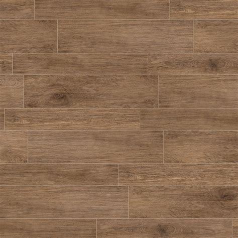 trendwood oak natural glazed porcelain rectified floor tile