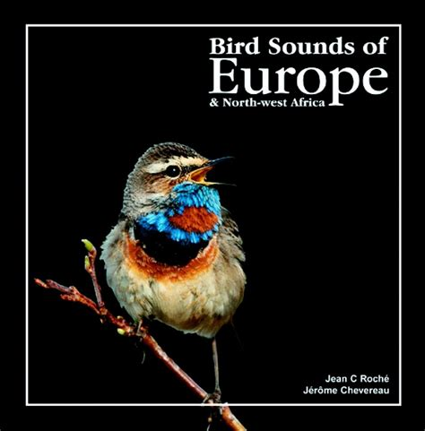 bird sounds of europe and north west africa 10cd jean c