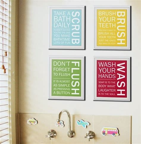 bathroom artwork ideas for bathrooms