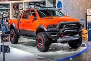 Light Bar On Top Of Truck 2017 Detroit Auto Show Top Trucks 187 Autonxt