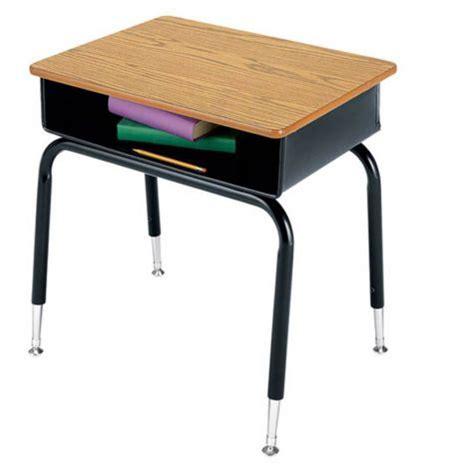 Open Front Student Desk Vir 785 Officefurniture Com Open Front Student Desk