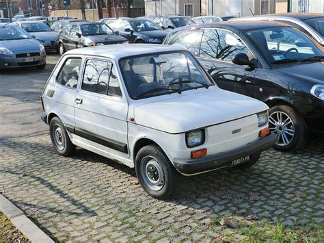 fiat 126 made by fsm italy 2 castelli