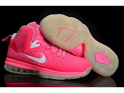 pink womens basketball shoes visit www shopetica i this nike