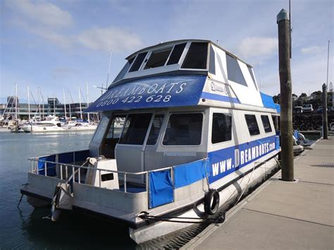 house boat nz for sale sharedspace gt shared boats gt house boat for hire auckland