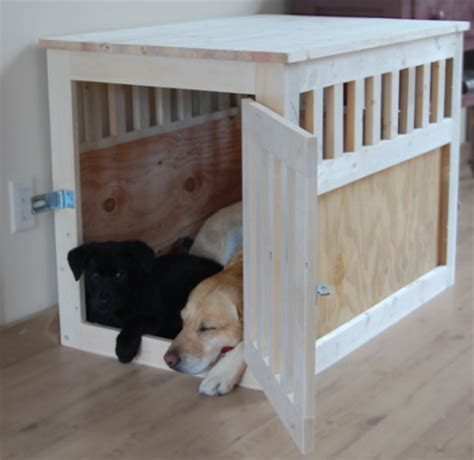 Custom Built Home Plans 21 stylish dog crates home stories a to z