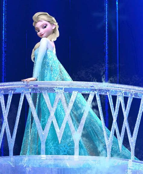 elsa film song frozen queen elsa through the shattered lens