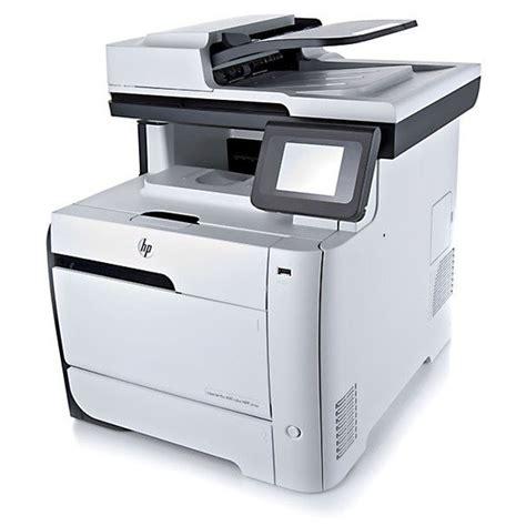 HP LaserJet Pro 400 Color MFP M475dw Review: Nice Output