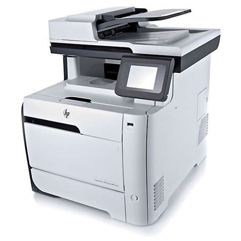 Hp Laserjet Pro 400 Color Mfp M475dw Review Nice Output All In One Color Printer L