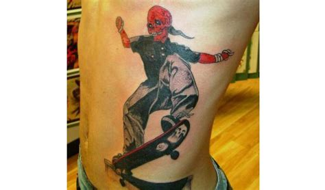rob dyrdek back tattoo rob dyrdek