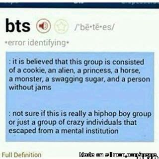 bts meaning the real meaning of bts allkpop meme center