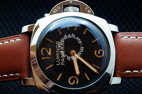 Panerai Luminor Panerai Pam372 47mm N panerai luminor pam372 47mm swiss hour