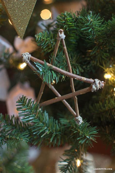 scandinavian tree decorations diy scandinavian wood ornament trees diy ornaments