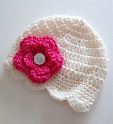 crochet pattern for baby hat newborn hats tag hats