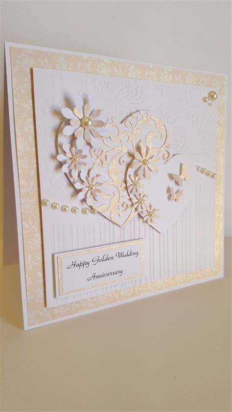 wedding anniversary cards for and 1000 ideas about 50th anniversary cards on