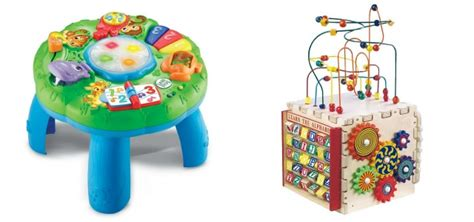activity table for 1 year my top gift ideas for a one year baby dickey