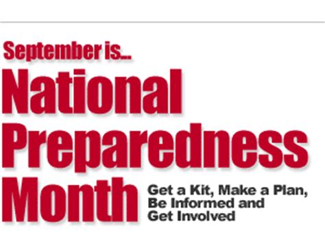 Get Decked Out For National Month by Twinas Family Magazine Family Disaster Preparations