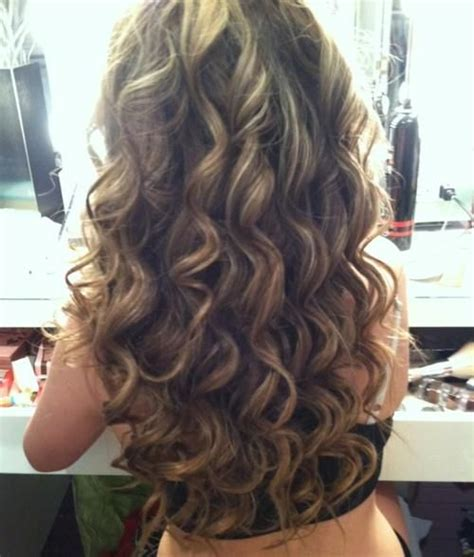 easy curling wand for permed hair 1000 ideas about loose wave perm on pinterest beach
