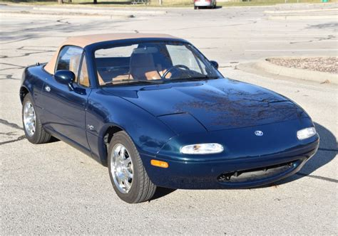 how to learn about cars 1994 mazda miata mx 5 engine control 10k mile 1994 mazda miata m edition for sale on bat auctions sold for 13 950 on april 5 2017