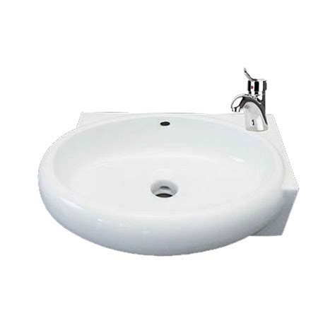 above mount bathroom sink corner wall mount bathroom sink above counter vessel white