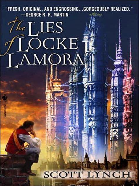 libro the lies of locke septiembre 2014 diario de lectura
