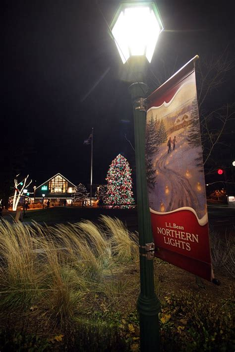 ll bean northern lights 87 best images about freeport winter on