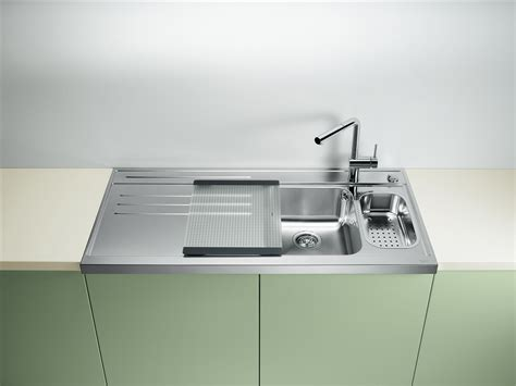 BLANCO AXIS II 45 S IF   Kitchen sinks from Blanco