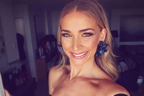 Anna Heinrich reveals her wedding day hair and beauty