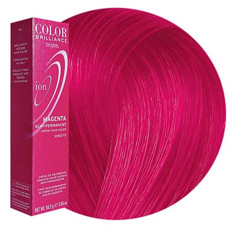 color ion magenta semi permanent hair color products i