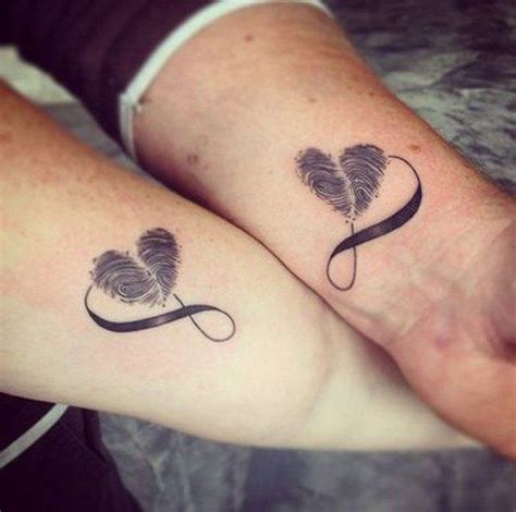 symbol tattoos for couples 30 ideas shapes symbols and infinity