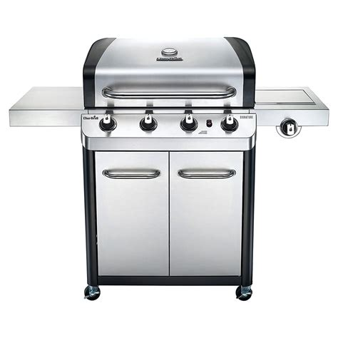 char broil signature 2b cabinet grill char broil signature 530 4 burner cabinet gas grill the