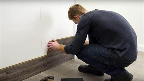 horizontally install pergo laminate flooring