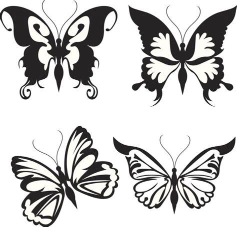 imagenes mariposas tribales dibujos de mariposas para tatuajes batanga