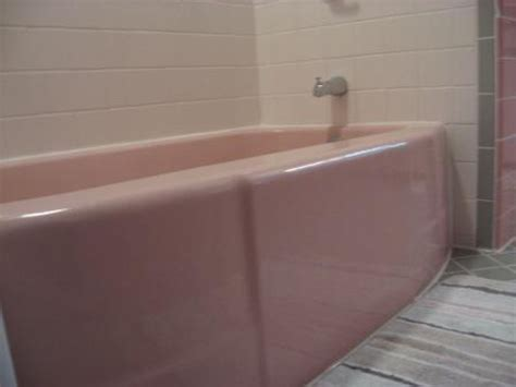 pink bathtub historic photos of valerie s 1954 milwaukee home and her