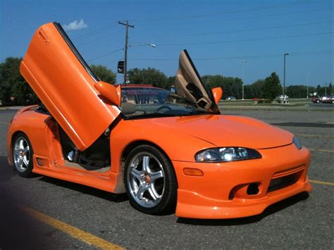 mitsubishi eclipse 1997 1997 mitsubishi eclipse spyder information and photos