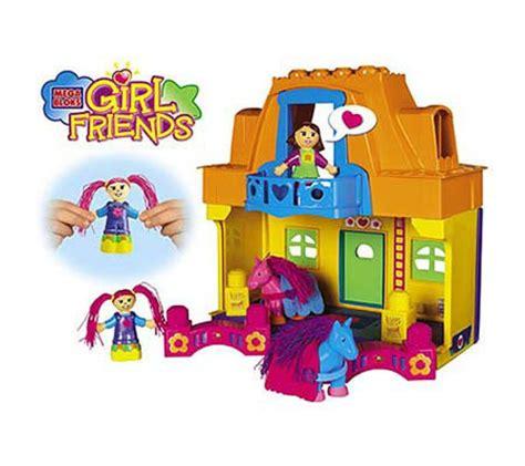 Mega Bloks Stable mega bloks friends pony stable qvc