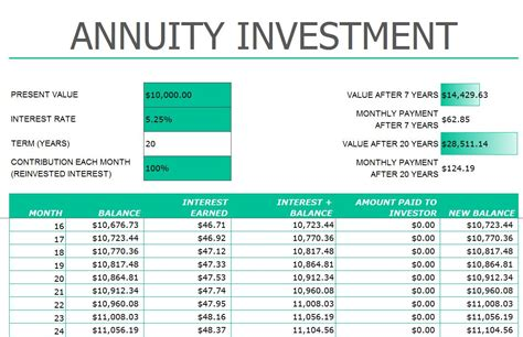 annuities and sinking funds calculator image gallery immediate annuity calculator